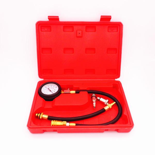 TU-3 Medidor de presión de cilindro de motor automotriz Medidor de PSI Reparación de automóviles Vehículo Análisis Diagnóstico Herramientas de prueba