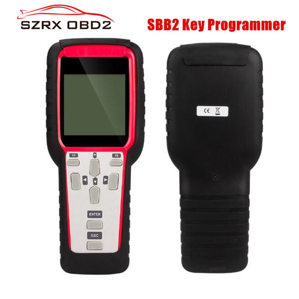 Nouveau programmeur de clé super SBB2 huile / service réinitialisation / scanner de poche TPMS / EPS / BMS plus fonctionnel que l'ancien SBB et CK100 Livraison gratuite