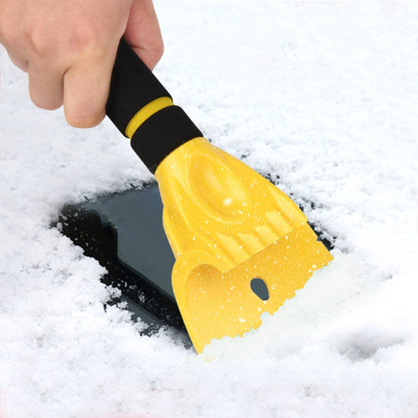 1 pc winter multifunctional snow and ice shovel snowboard three-in-one car water ice shovel snow removal paint care thumbnail