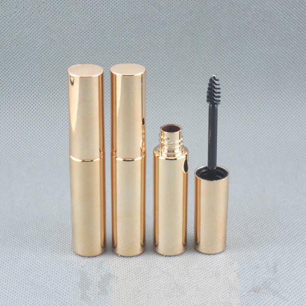 Maquiagem 8 ml tubo de rímel vazio crescimento dos cílios creme para as sobrancelhas lip gloss frasco delineador recipiente garrafa ferramentas de beleza 200 pçs / lote