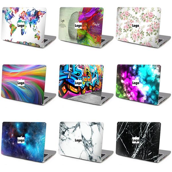 Gooyiyo - For Macbook Air Retina Pro Laptop Sticker Top Vinyl Decal Diy Painting Skin For Macbook 11 13 15 Touch Bar T6190615