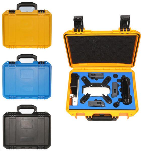 Sac à dos étanche Hardshell Case RC Pièces de rechange Valise boîte pour DJI Spark 20M Drop Shipping