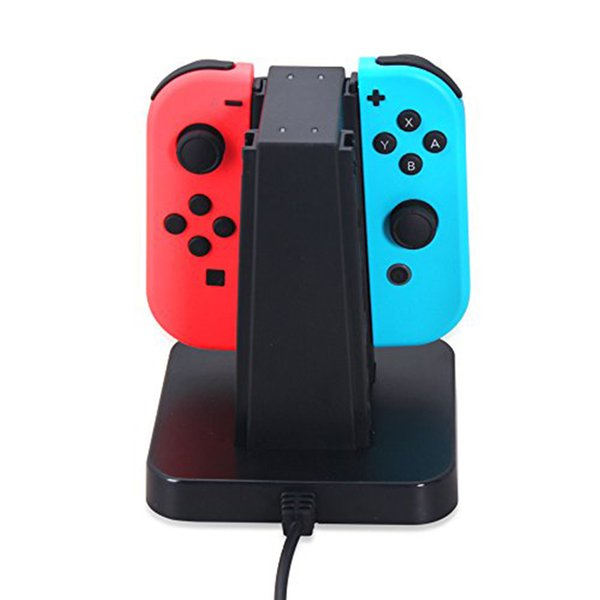 New Square charging stand for Nintendo Switch NS Video Game Console Charger Stand USB Type for Nintendo Switch
