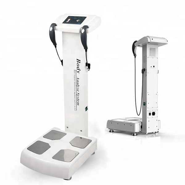 New arrival ! Professional Full Body Fat Analyzer/Body Scanner Analyzer/Body Composition Analyzer Machine Free Shipping