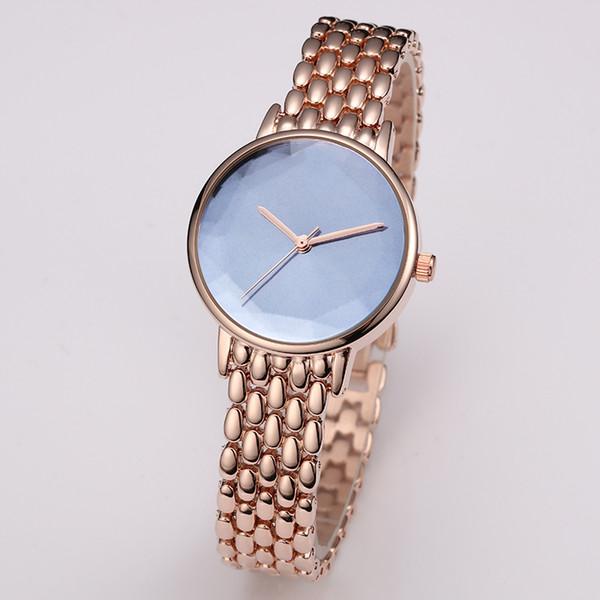Das Mulheres de Alta Qualidade New Fashion Watch Quartz De Aço Inoxidável Japonês Sportswear Pulseira Relógio Atacado Frete Grátis