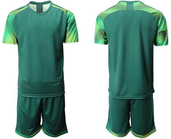 Marseille goalkeeper green