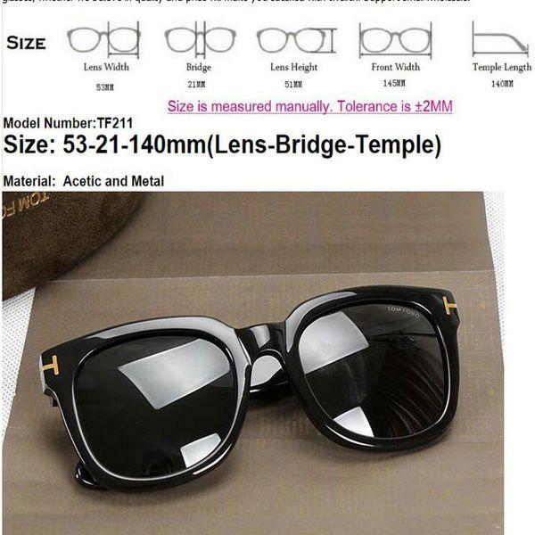 Seulement des lunettes de soleil avec logo