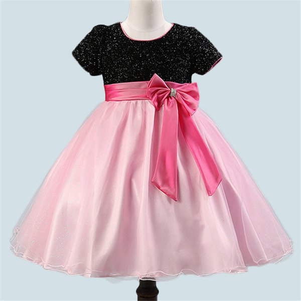 Formal Wear Girls Tutu Dress Children Ball Gown Kids Dresses for Girls Clothes Princess Girl Party Dress Prom Birthday Clothing