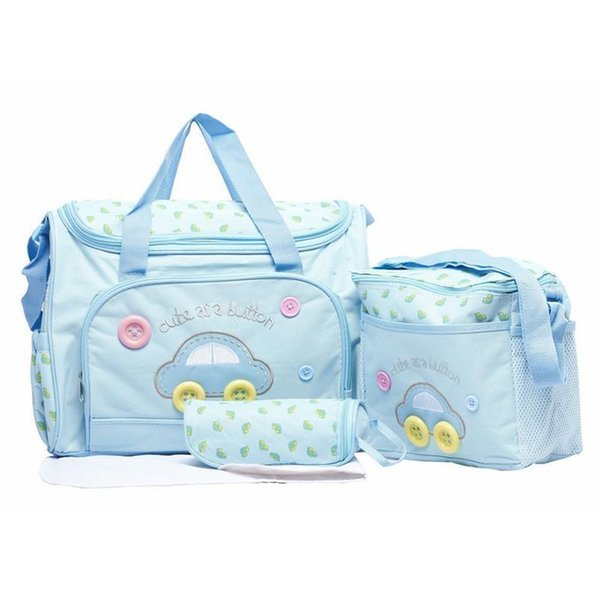 Pregnant Women Baby Package Mummy Bag 3pcs A Set For Ladies Female Mom Shoulder Crossbody Messenger Hand Bags Tote Organizer Bag