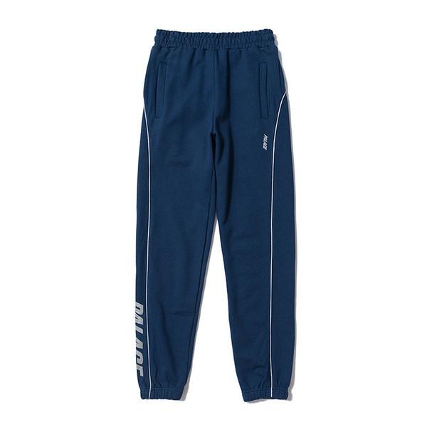 Mode Marque Trackpants Nouveau long luxe Hommes Jogger Pantalon Hip Hop Streetwear 19SS Sportpants Vêtements pour hommes
