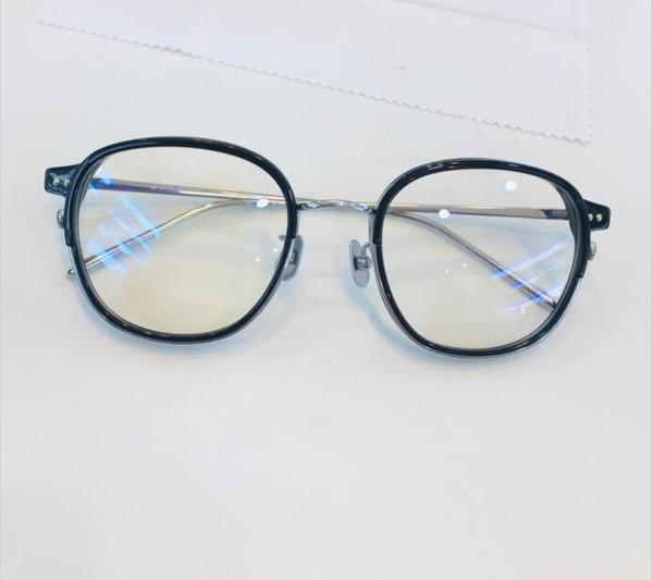 df94ab772886f Óculos de armação de óculos de armação de titânio quadro restaurar antigas  formas oculos de grau