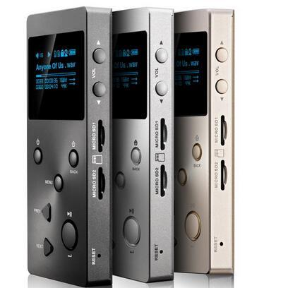 New XDUOO X3 Professional Lossless Hifi Audio MP3 Music Player With HD OLED Screen Support APE/FLAC/ALAC/WAV/WMA/OGG/MP3