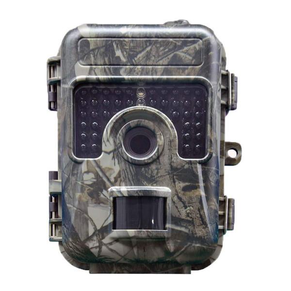 Cámara de visión nocturna para caza al aire libre 1080P 16MP sin brillo 38 LEDS Fast Trigger IP66 Waterproof Wild Camera