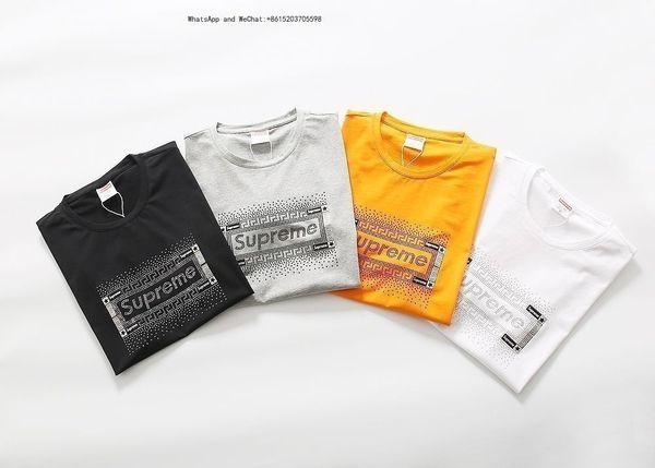 Slim T-shirt de Manga Curta moda Masculina Verão Novo Padrão Homem Cabeça t camisas para homens tshirts marcas 0308