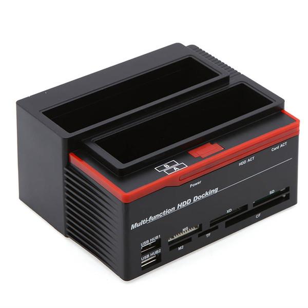 Caja de HDD externa para estación de acoplamiento HDD todo en 1 2.5