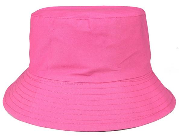 A estrenar infantil personalizar color sólido Sombrero de pescador gorro  azul cuenca ceefe27649d