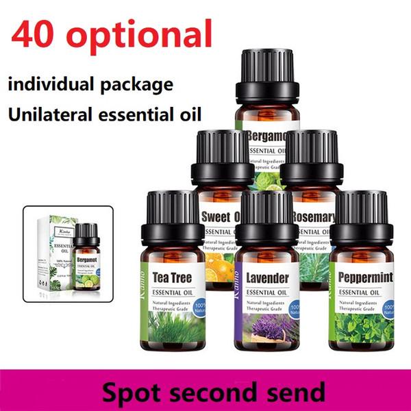 Aromaterapia olio essenziale diffusore Olio essenziale puro Organic Body Massage Relax 10ml Olio essenziale Cura della pelle SZ391