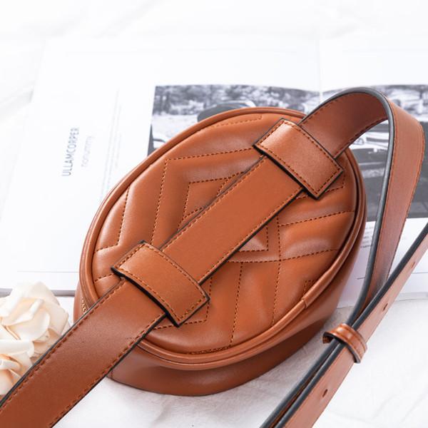 top popular 2017NEW pu Waist Bags women Fanny Pack bags bum bag Belt Bag Women Money Phone Handy Waist Purse Solid Travel Bag #G885G 2020