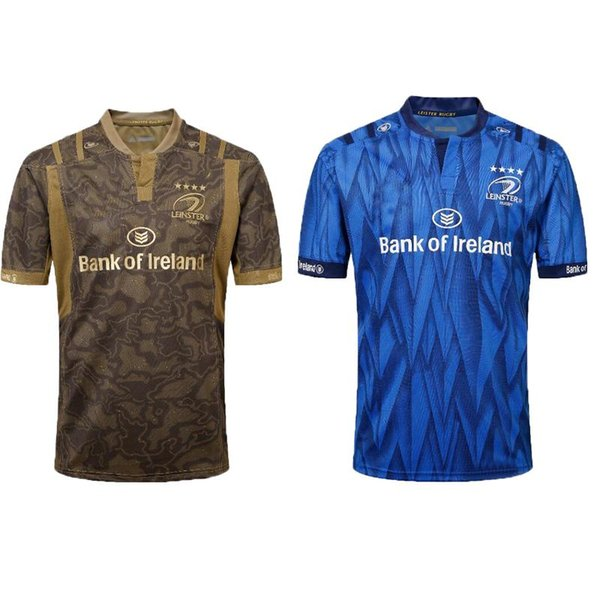 LEINSTER ALTERNATE JERSEY 2018 LEINSTER Maillots de rugby Irlande Maillot de rugby à XV 18 18 leinster taille S