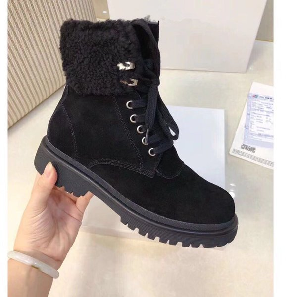 2018 Calidad ZapatosDama BagBox1111m VacaAntePaquete Alta Original Compre BotasCuero Otoño Invierno A Mujer GenuinoDe Dust HED29eIWY