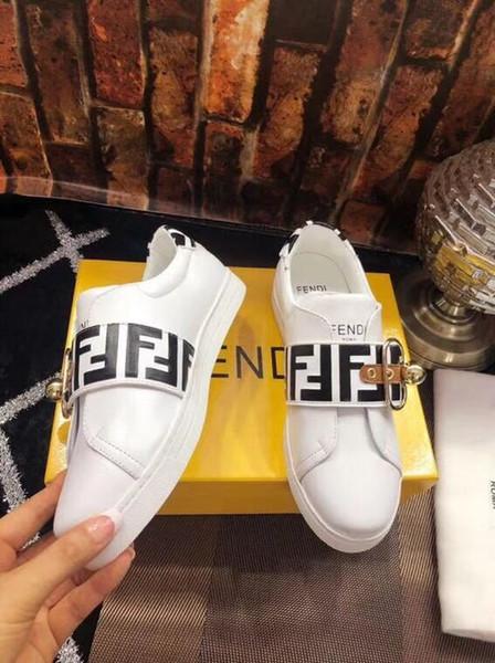 2019e nova edição limitada ladies moda casual shoes, moda selvagem calçados esportivos, lace-up shoes, entrega de embalagem original 35-45