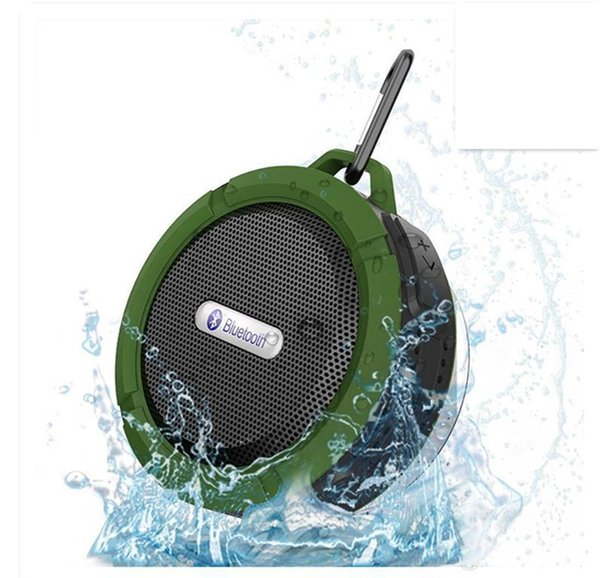 5Waterproof Wireless Bluetooth Speakers Shower Speaker with 5W Strong Driver Long Battery Life and Mic and Removable Suction Cup