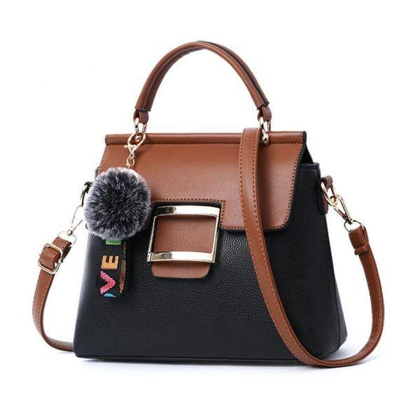 goood quality New Female Bag 2019 Autumn And Winter Europe Fashion Handbag Women Messenger Bag Large Size Lady Single Shoulder Bag