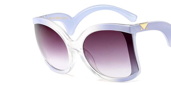 KEHU Sexiness Metal Rivets Frame Women Sunglasses Brand Design New Fashion Women Square Sunglasses Star Fashion Glasses K9302