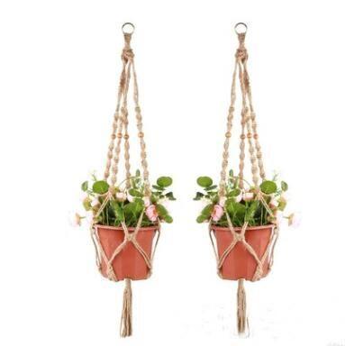 # 2 Hangers plantes