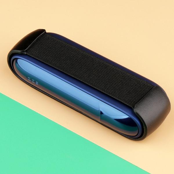 La dernière housse IQOS 3.0 en cuir de couleur originale pour IQOS 3.0 E valise étui à cigarettes, convient au portab