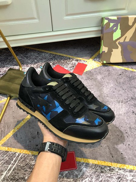 Sneaker Men Low Top Casual Shoes Designer Women Sneaker Luxury Fabric Breathable Fluo Green Shoes Men Flat Sneaker