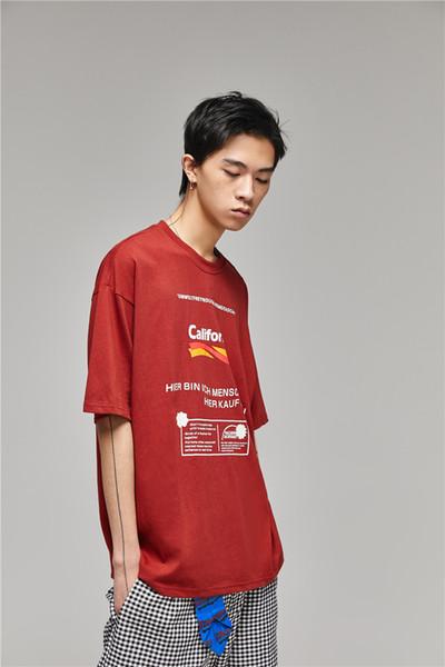 Tallas grandes S-XL Camiseta de verano Hombres Mujeres Nuevas llegadas Moda Camiseta estampada hombres Mujer Camisetas Tops Casual Camisetas femeninas