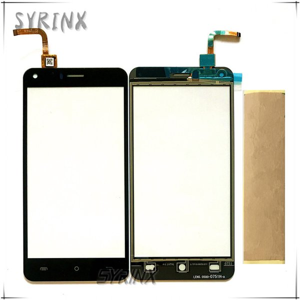 Syrinx With Tape Touch Screen Digitizer For Cubot Manito Front Glass Lens Touch Panel Sensor Touchscreen Replacement