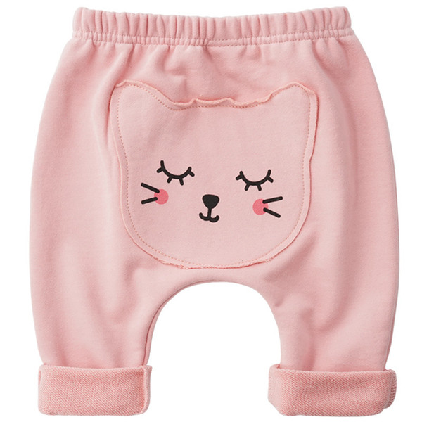 2019 Fashion baby harem pants kids clothing boys and girls pants spring casual pants trousers