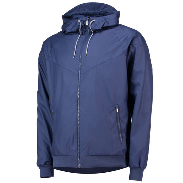 Mens Brand Jacken 2019 Designer Bekleidung Fashion Colorblock Jacke Casual Zipper Windbreaker Weltcup Sportwear FootballClub Sweatshirt