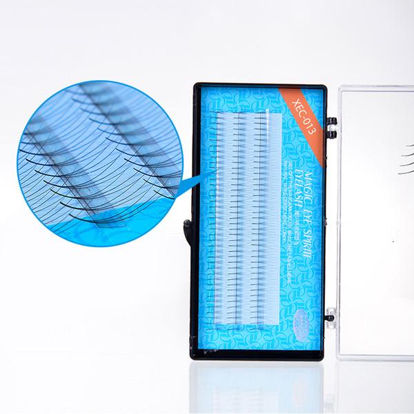Natrual 0.07mm CD Curl Super Épaisseur Faux Cils En Soie 3D Vison Faux Faux Cils Pointes Minces Extension Des Cils