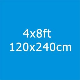 4*8ft / 120*240cm