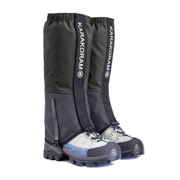 1 par polainas de neve caminhadas impermeável ski outdoor Legging Gaiter