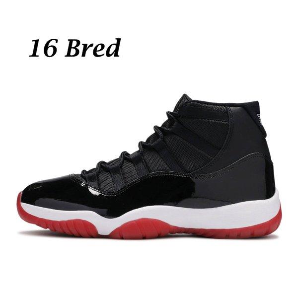 16 Bred