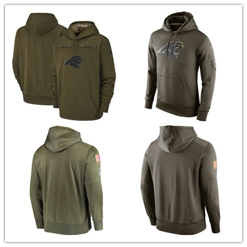 innovative design 31b90 f9fae 2019 Men'S Carolina Men Panthers Jersey Fashion Movement Olive Salute To  Service Pullover Football Hoodie 2018 2019 NEW From Taishan01, $30.46 | ...