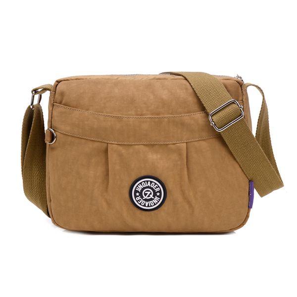 Women Messenger Bags Crossbody Bag Nylon Waterproof Female Shoulder Bag Designer Handbags High Quality Ladies Dollar