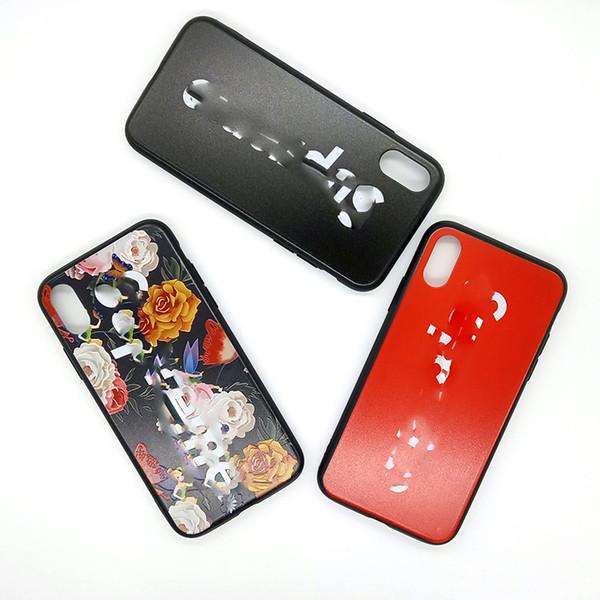 Per Iphone 11 Pro Xs Max Xr Tiger Ape cassa del telefono 6 7 8 x più SUP modo di marca Casi cellulare Designer Phone