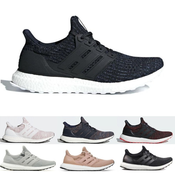 Hot sale Red Stripes Game of Thrones Ultra boost 4.0 Ultraboost mens Running shoes Orca White Burgundy Primeknit sports men women sneakers