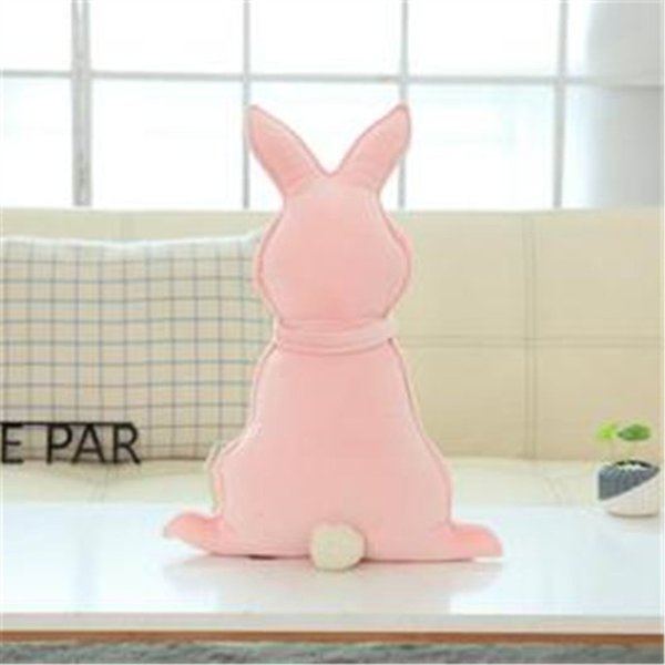 Conejo rosa 37X50cm