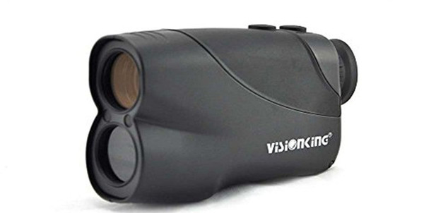 Visionking 6x25 CB BAK4 Laser Range Finder Luce Monoculare Scope 800 m 900 Yard Distanza Telescopi per Golf / Caccia telemetro