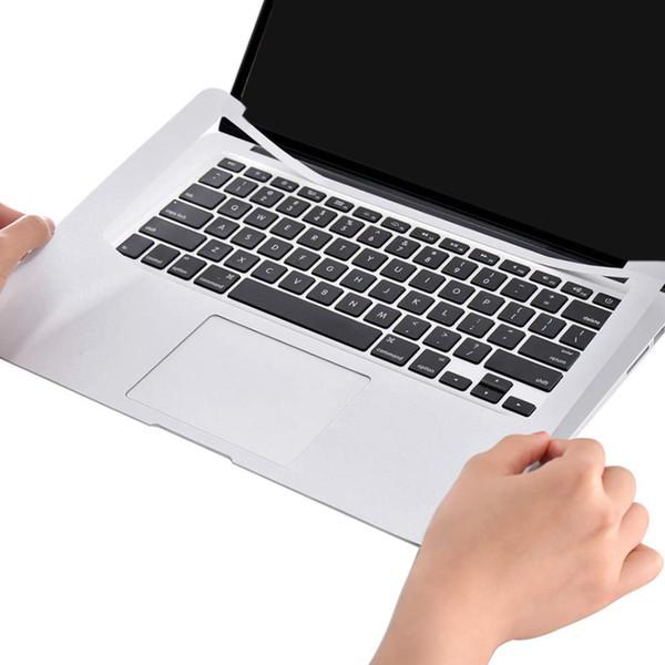 Tampone Pellicola protettiva Pellicola salvaschermo Protezione della pelle sottile Protezione per computer portatile Polso Trackpad Adesivo isolato Copertura per poggiapolsi per Macbook Air Pro