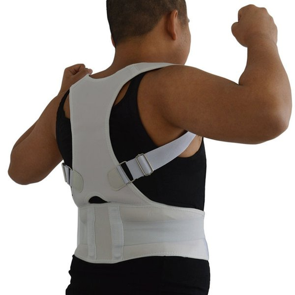 Therapy Magnetic Posture Corrector Brace Shoulder Back Support Belt for Men Women Braces & Supports Belt Shoulder Posture #261847