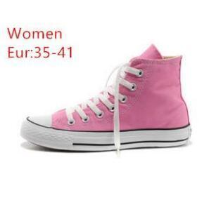 розовый высокий