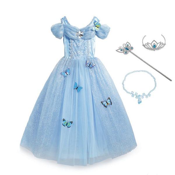 Cinderella Dress Set