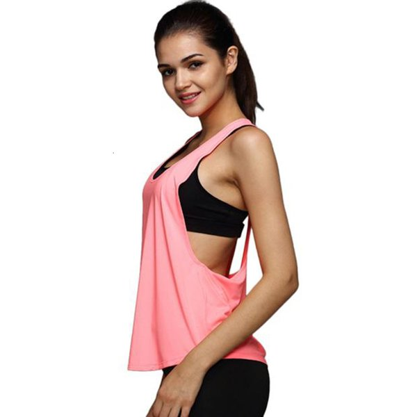 crop  tank  for women summer new vest sleeveless women quick dry loose vest singlet t shirt female clothes